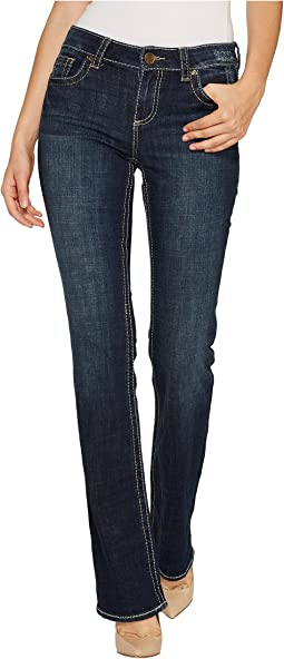 Natalie Bootcut Long Inseam in Vagos
