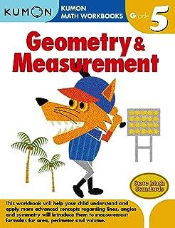 Grade 5 Geometry & Measurement (Kumon Math Workbooks Grade 5)