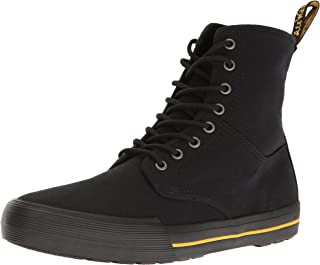 canvas top boots