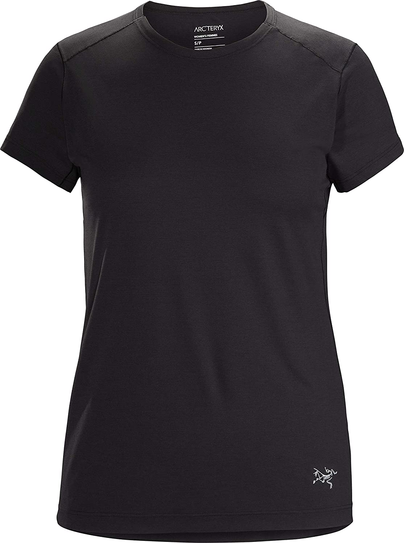 Arc'teryx Quadra Crew お求めやすく価格改定 Neck Shirt Women's Tee SS 供え Trail Run
