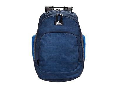 Quiksilver 1969 Special (Navy Blazer Heather) Backpack Bags