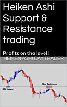 Heiken Ashi Support & Resistance trading: Profits on the level! (Heiken Ashi Price Action Book 2)