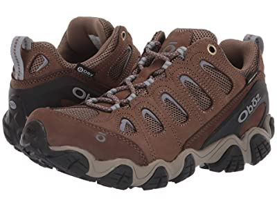 Oboz Sawtooth II Low B-Dry (Brindle/Tradewinds Blue) Women