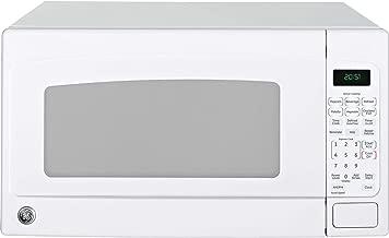 GE JES2051DNWW Countertop Microwave, 2.2