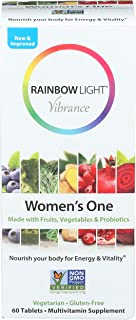 RAINBOW LIGHT VIBRANCE MULTIVITAMIN WOMENS ONE, 60 Ounce