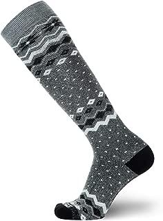 Ski Socks Women Wool Warm – Skiing Sock Men, Warmest Snowboard Cold Weather Pack