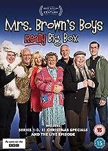 Mrs Brown's Boys - Really Big Box UK Region 2 PAL format