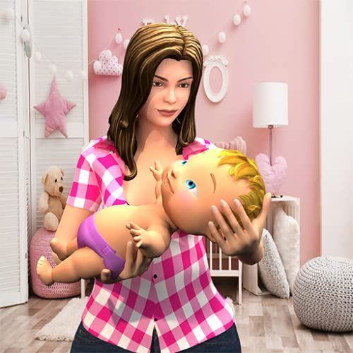 Virtual Babysitter Mother Simulator: Baby Daycare Games 2020