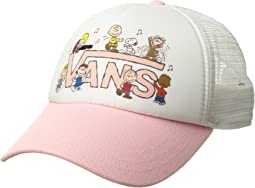 Vans - Ol Sport Trucker x Peanuts Collaboration