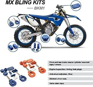 TARAZON MX Dirt Pit Bike Bling Kits for Husaberg TE FE 125 250 300 350 390 450 501 570 2011-2014