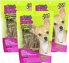 Fido Belly Dog Bone, Digestion Aid w/Prebiotic & Probiotic Enzymes for Dogs