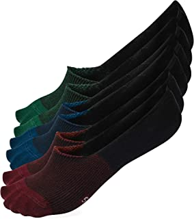 Calcetines invisibles para hombre y mujer con tiras de silicona extra gruesas antideslizante