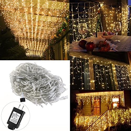 how to decorate with icicle lights.htm icicle lights amazon com  icicle lights amazon com