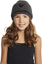 Barefoot Dreams CozyChic Kids Classic Mickey Mouse Beanie Disney Series, Youth