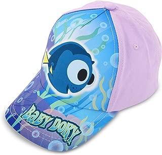 Disney Toddler Girls Finding Dory Character Cotton Baseball Cap, Age 2-5