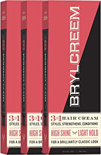 Brylcreem 3 in 1 Shining styling and conditioning cream for men