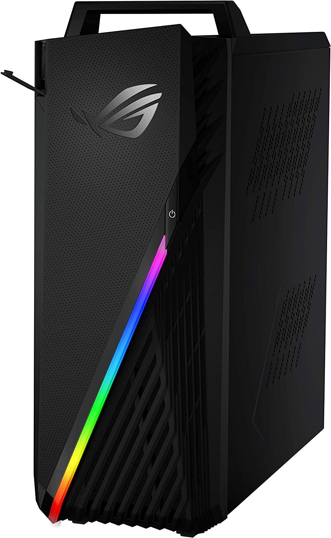 ROG Strix G15DK-R5800X246T, Torre de Juegos AMD Ryzen 7-5800X, RAM 16 GB DDR4, 1 TB SSD PCIE, NVIDIA GeForce RTX3070 8 GB DDR6, Win 10 Home, Negro
