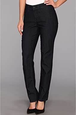 NYDJ Sheri Skinny in Dark Enzyme Wash