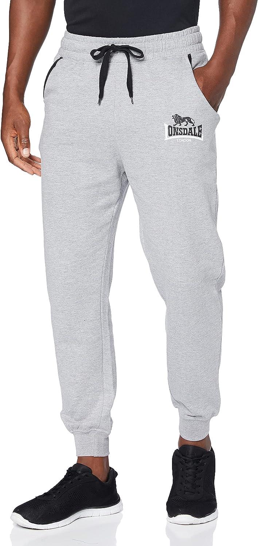 Lonsdale Two Tones Pantalones de Deporte para Hombre
