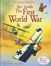See Inside the First World War (Usborne Flap Book)