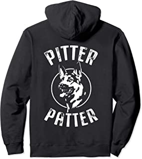 Funny Pitter T Shirt Patter Arch logo Pullover Hoodie