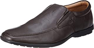 Extacy By Red Chief Men's EXT142 Leather Formal Shoes