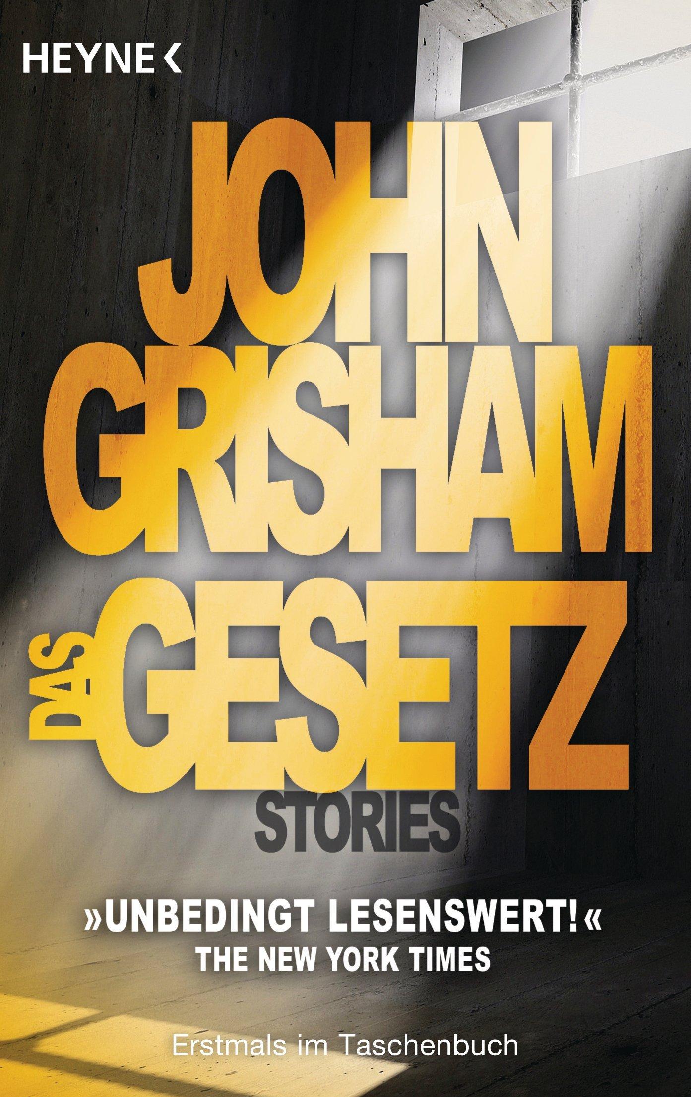 Das Gesetz: Stories (German Edition)