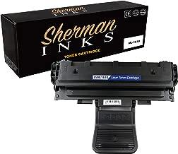 Sherman Black Compatible Toner Cartridge Replacement for Printer Model Samsung ML-1610D3 ML-1610 ML-1610R ML-1615 ML-1620 ML-1625 ML-1625R