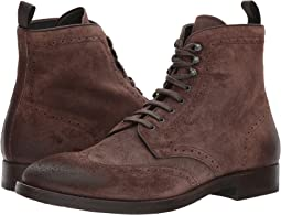 Dark Brown Suede Bronx Light