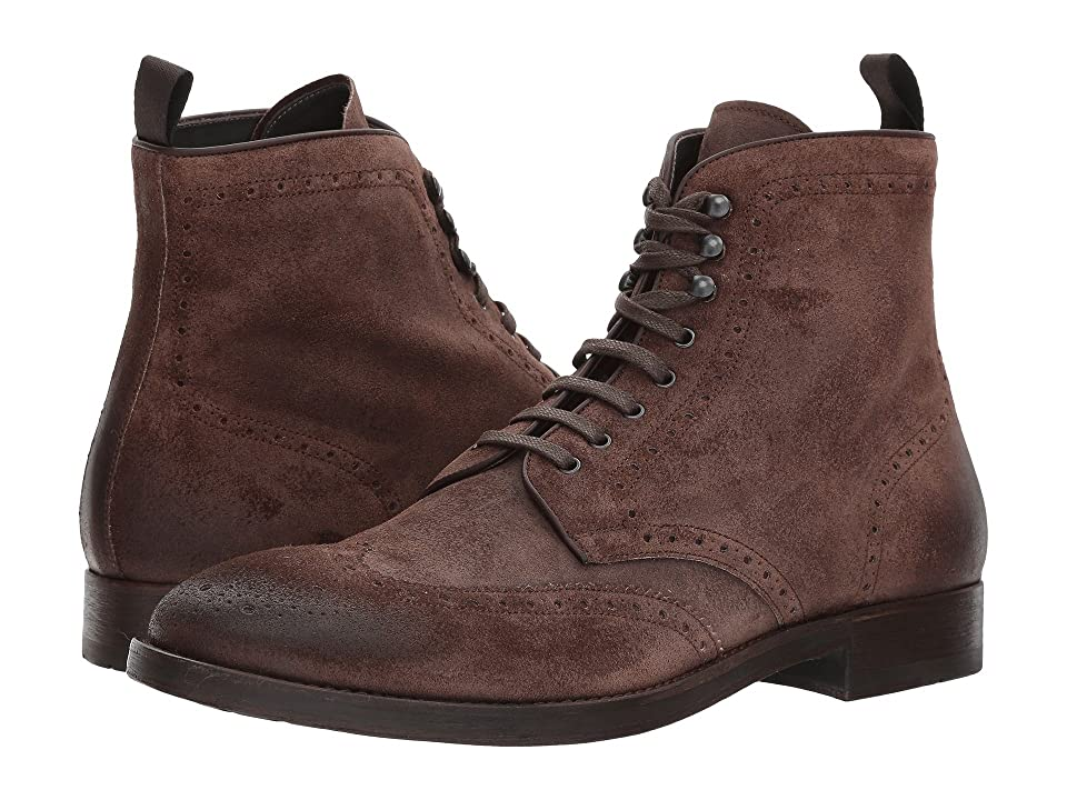 To Boot New York Bruckner (Dark Brown Suede Bronx Light) Men's Shoes