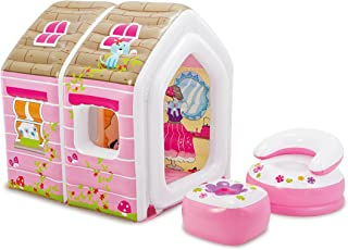 Intex 48635 Princess Play House Lodge Princess Game For Kids