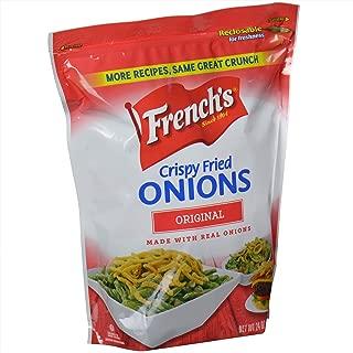 French's Crispy Fried Onions, 24 oz