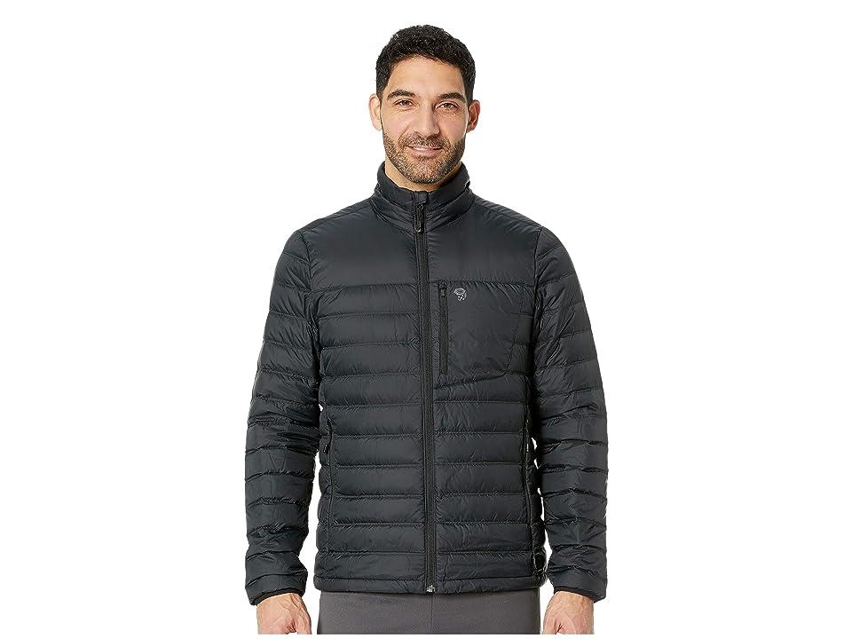 Mountain Hardwear Dynothermtm Down Jacket (Black) Men