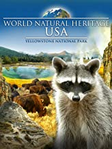 World Natural Heritage USA - Yellowstone National Park