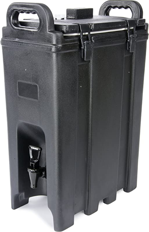 Carlisle LD500N03 Cateraide Insulated Beverage Server Dispenser 5 Gallon Black