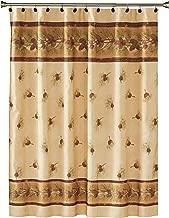 SKL Home Pinehaven Shower Curtain, Multicolored