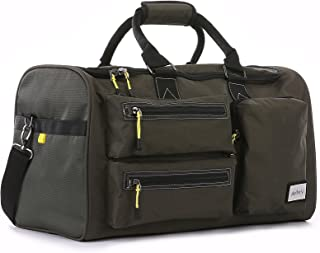 Antler Urbanite Evolve Holdall Top-Handle Bag, Khaki, 4290109045