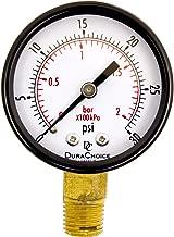 the vacuum gauge is installed pool