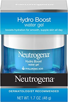 2-Count Neutrogena Hydro Boost Gel Moisturizer with Hyaluronic Acid