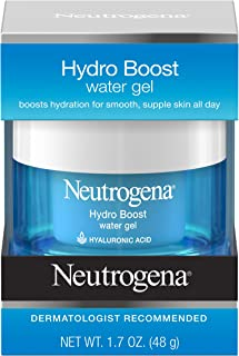 neutrogena hydro water boost gel