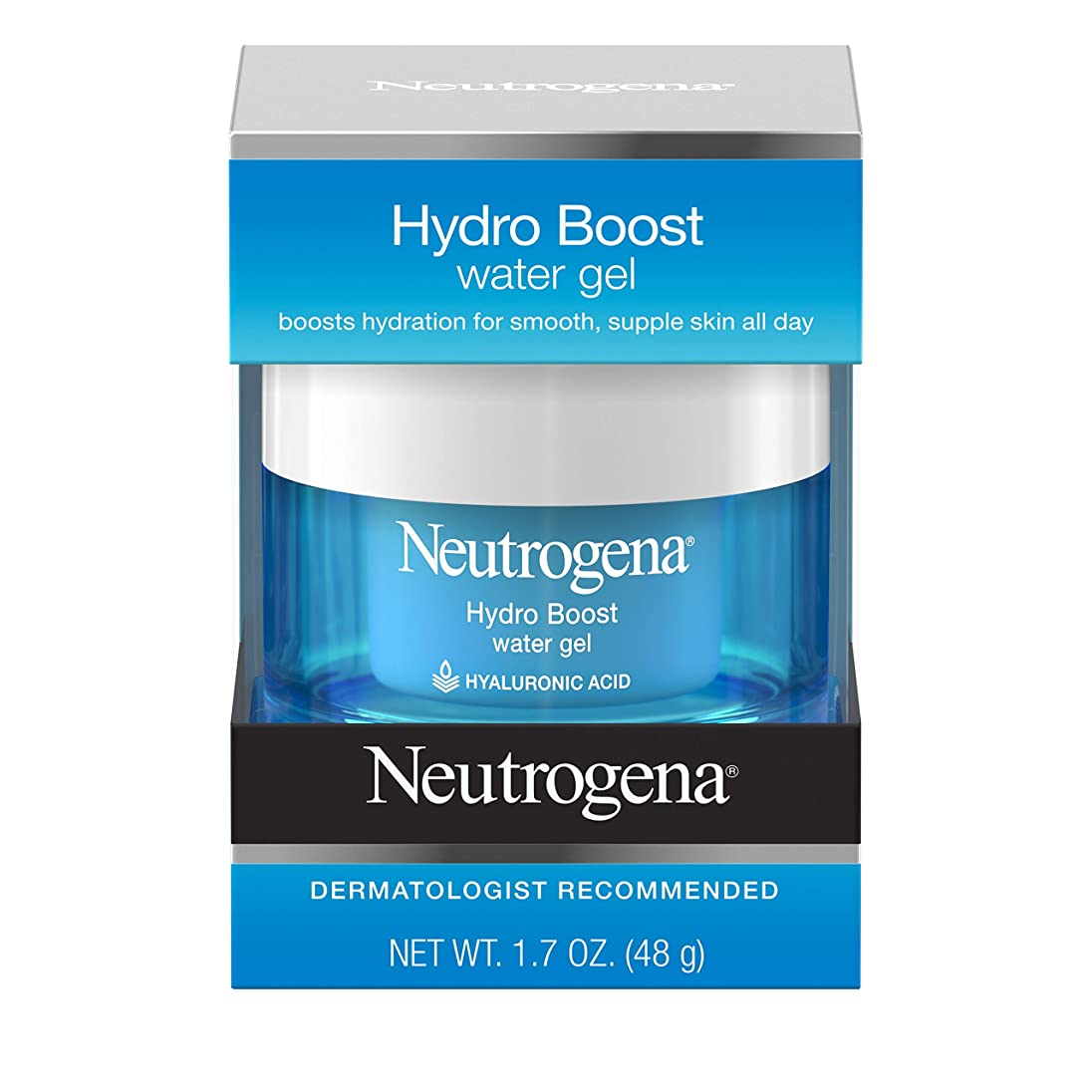 の面では動的山岳Neutrogena Hydro Boost Water Gel、1.7?FL。Oz