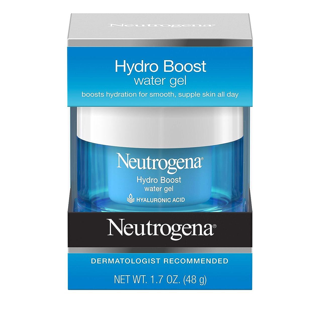 クアッガ散歩に行く妨げるNeutrogena Hydro Boost Water Gel、1.7?FL。Oz