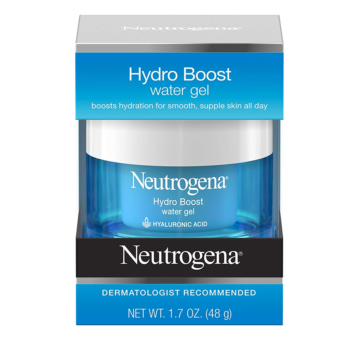 覗く呪われたきょうだいNeutrogena Hydro Boost Water Gel、1.7?FL。Oz