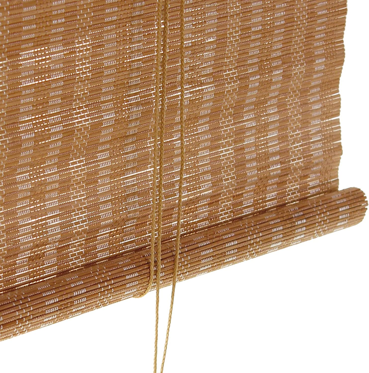 Roller Blinds Bamboo Roll Up Shades Wo 85% for Our shop OFFers the Free shipping best service Blackout Windows