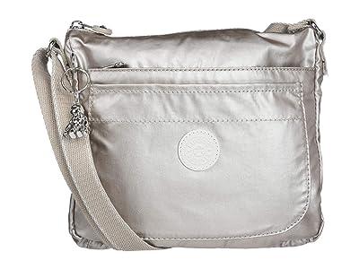 Kipling Sebastian Crossbody (Metallic Glow) Cross Body Handbags