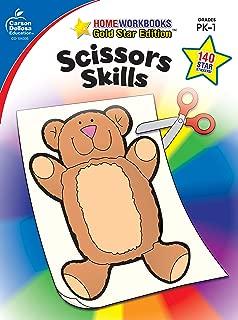 Scissors Skills, Grades PK - 1 (Home Workbooks)
