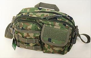 自衛隊 迷彩 ショルダーバッグ 小型 手提げバッグ 陸自 陸上自衛隊 自衛隊装備 サバゲー サバイバルゲーム