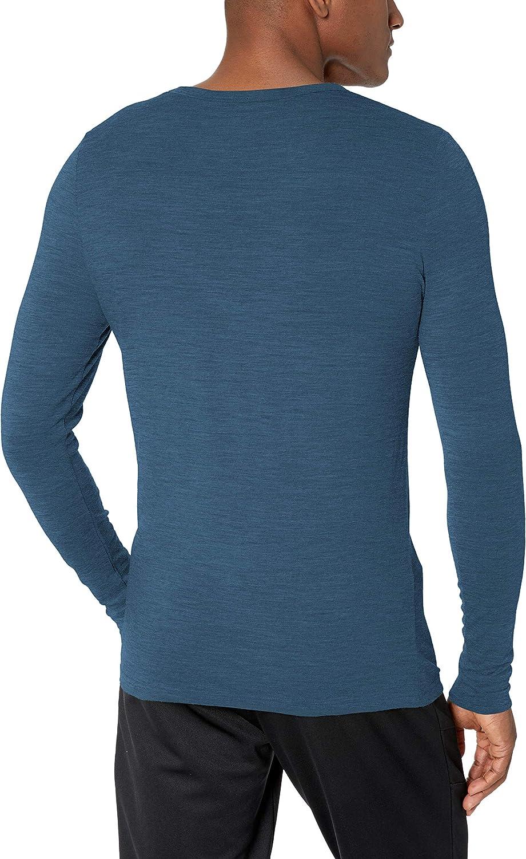 Helly Hansen Mid Longsleeve Sweatshirt Homme Sweatshirt Homme North Sea Blue Melange