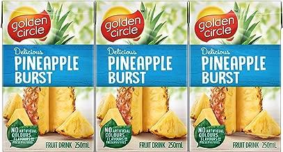 Golden Circle Pineapple Fruit Drink, 6 x 250ml