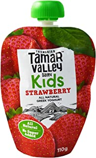 Tamar Valley Greek Style, Strawberry, 110g - Chilled